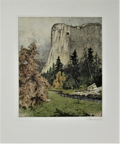 Yosemite Valley, El Capitan