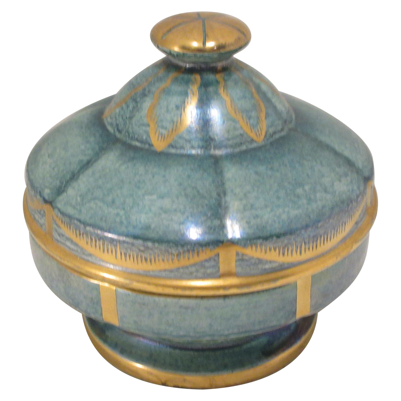 Josef Ekberg Ceramic Covered Bowl