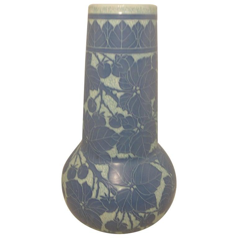Josef Ekberg Ceramic Vase For Sale