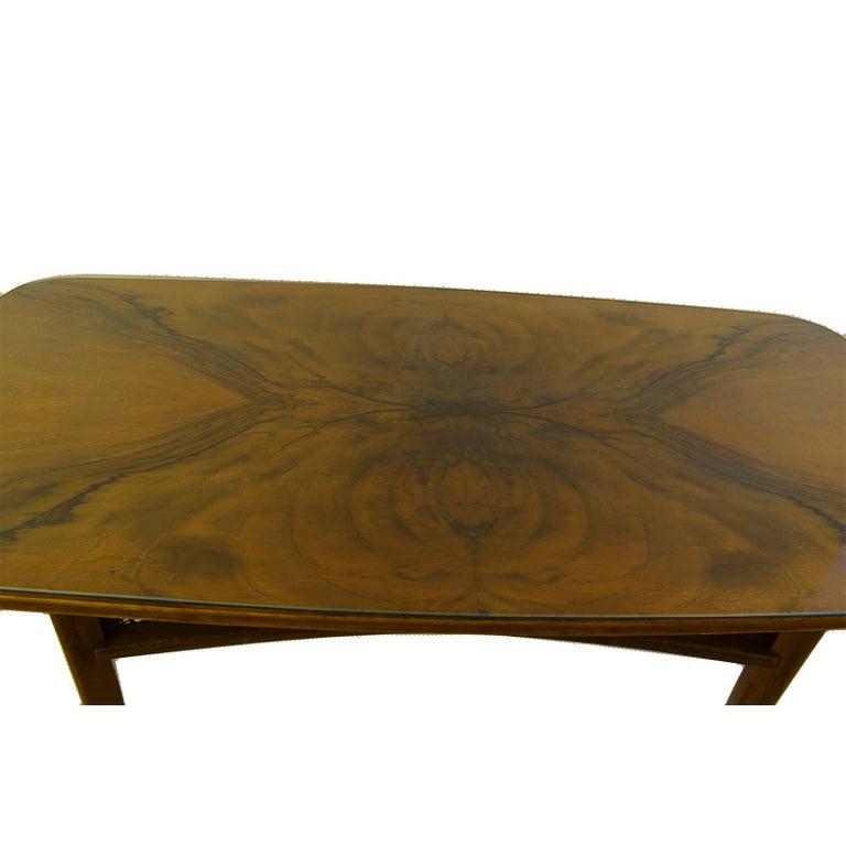 Austrian Josef Frank and Svensk Tenn Attributed Table Original Mid-Century Modern, 1940 For Sale