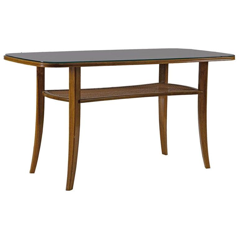 Josef Frank and Svensk Tenn Attributed Table Original Mid-Century Modern, 1940 For Sale