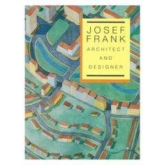 """Josef Frank, Architect And Designer"" Book"