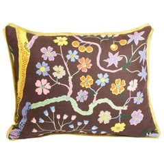 Josef Frank Cushion in the Hawaii Pattern