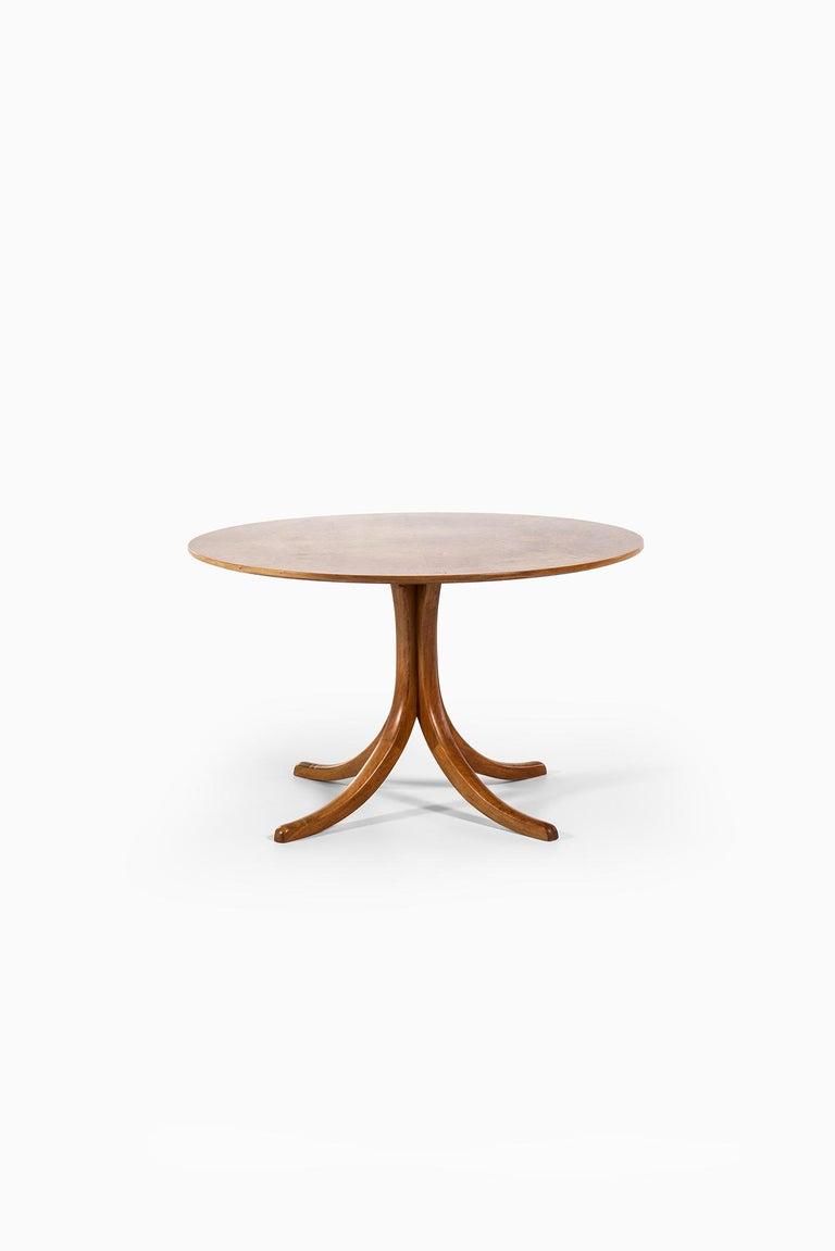 Swedish Josef Frank Dining Table Model 1020 by Svenskt Tenn in Sweden For Sale