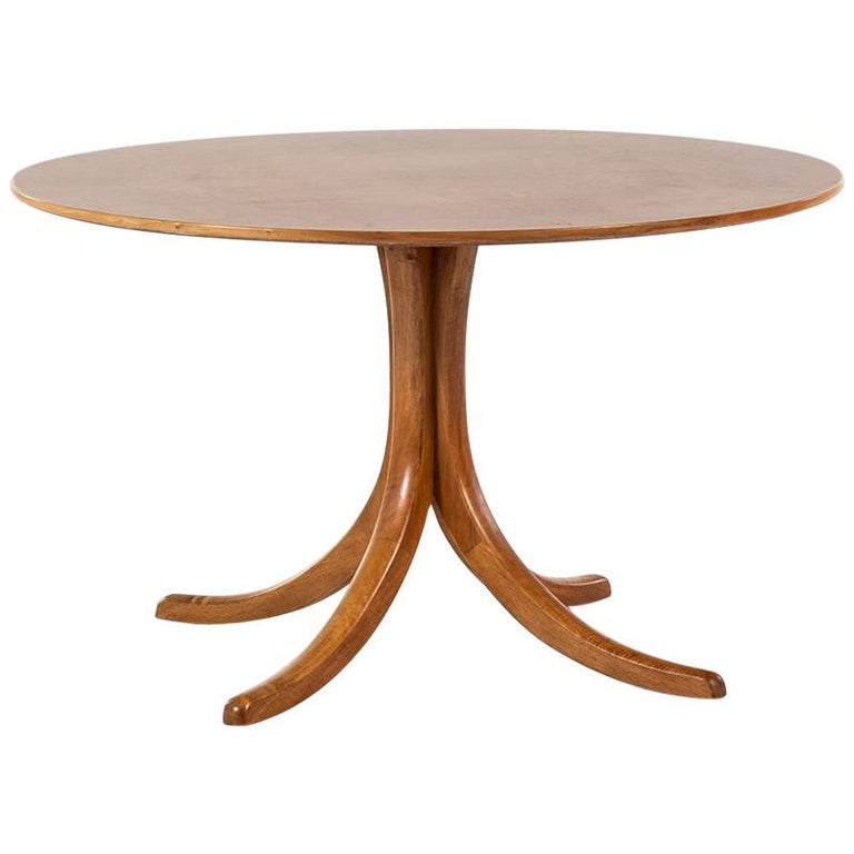 Josef Frank Dining Table Model 1020 by Svenskt Tenn in Sweden For Sale