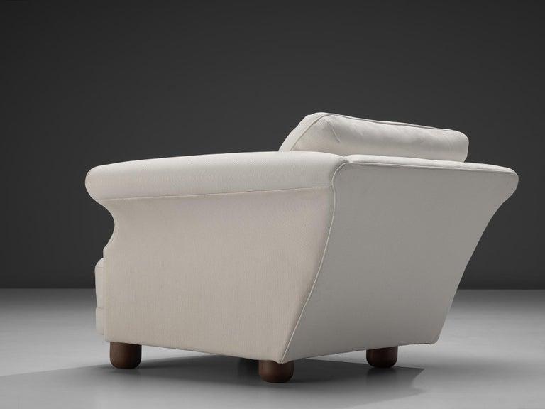 Scandinavian Modern Josef Frank forSvenskt Tenn Pair of 'Liljevalchs' Lounge Chairs For Sale