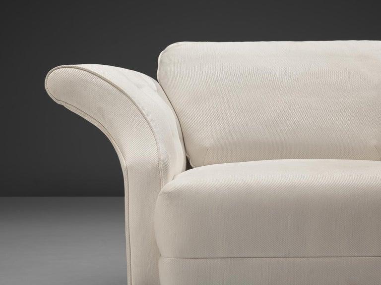 Josef Frank forSvenskt Tenn Pair of 'Liljevalchs' Lounge Chairs For Sale 1