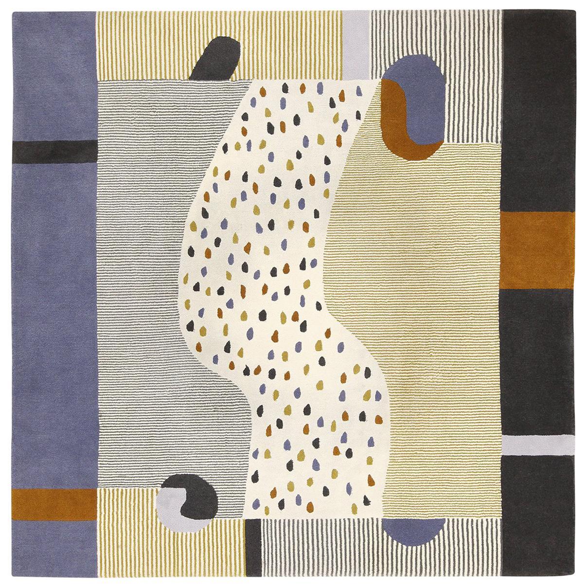Josef Frank Stream for House and Garden Vintage Scandinavian Rug