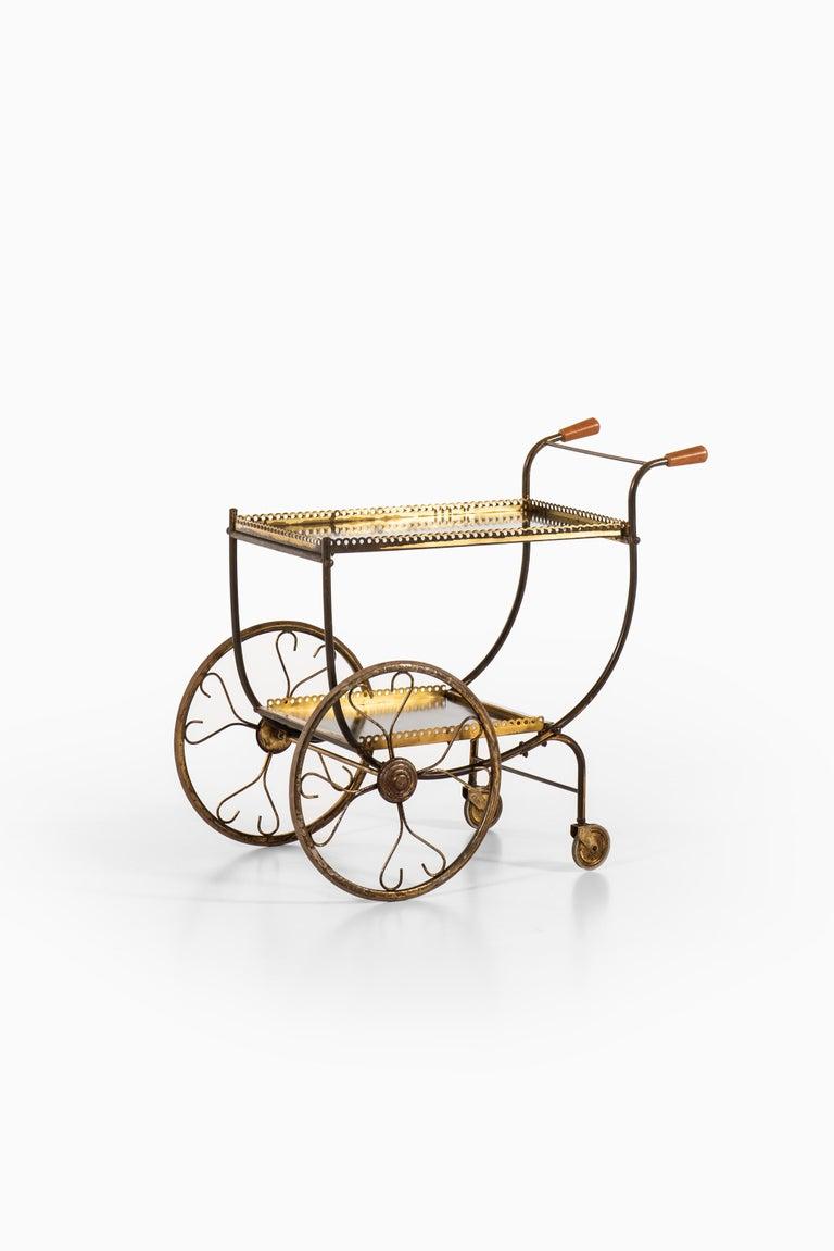 Josef Frank Trolley Produced by Svenskt Tenn in Sweden For Sale 1