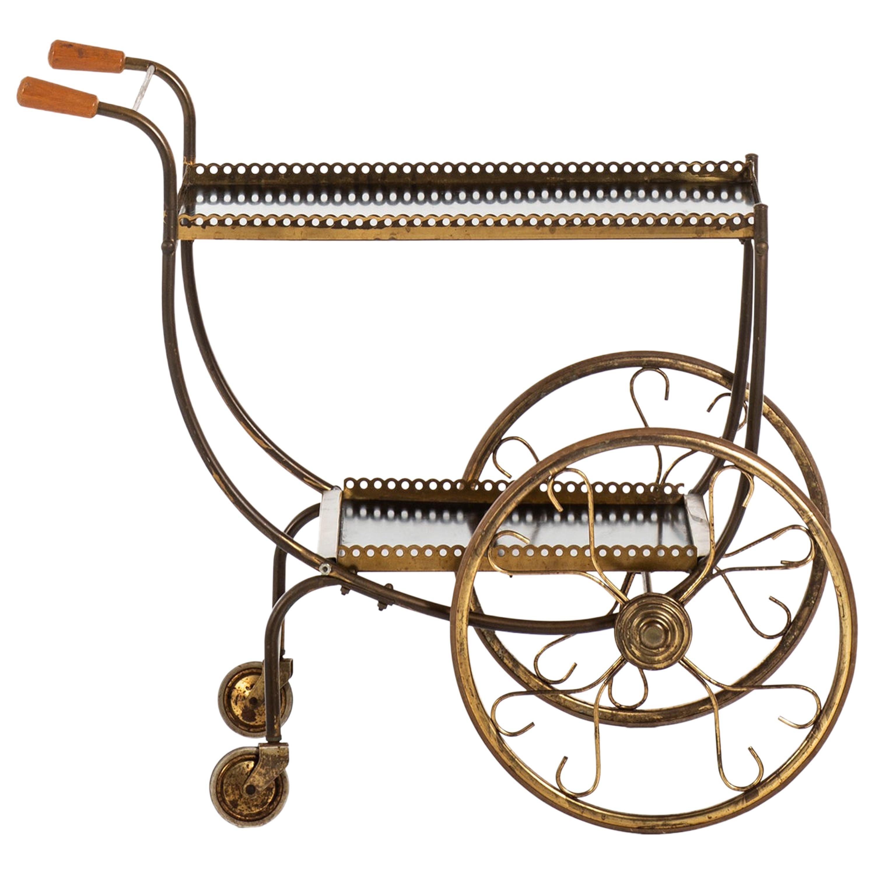 Josef Frank Trolley Produced by Svenskt Tenn in Sweden