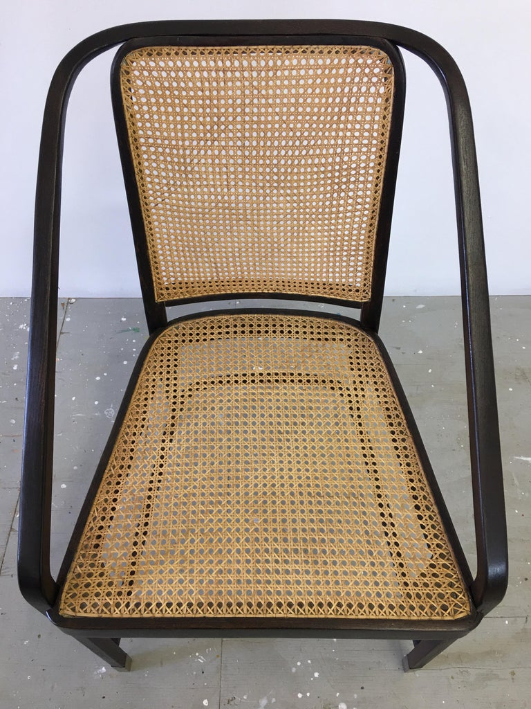 Vienna Secession Josef Hoffmann Chair for Jacob and Josef Kohn Furniture For Sale
