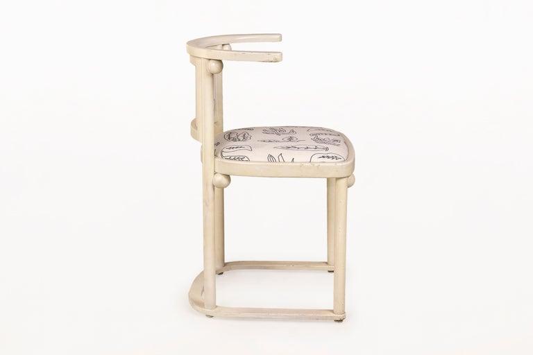 Austrian Josef Hoffmann Chairs for Thonet, circa 1910, Austria For Sale
