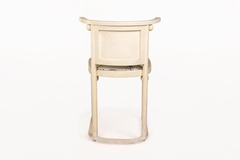 Josef Hoffmann Chairs for Thonet, circa 1910, Austria In Good Condition For Sale In Girona, Spain