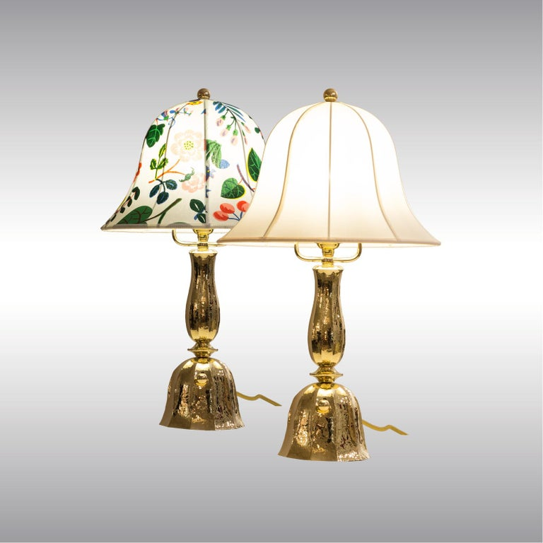 Hand-Crafted Josef Hoffmann Josef Frank Wiener Werkstaette Table Lamp Re-Edition For Sale