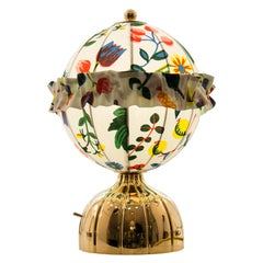 Josef Hoffmann & Josef Frank & Wiener Werkstaette Ball Table Lamp re-edition