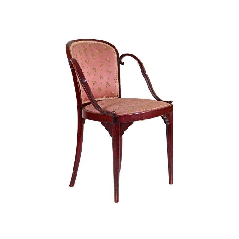 Josef Hoffmann & Kohn Jacob & Josef Josef Hoffmann Kohn Chair, 1914, Original For Sale