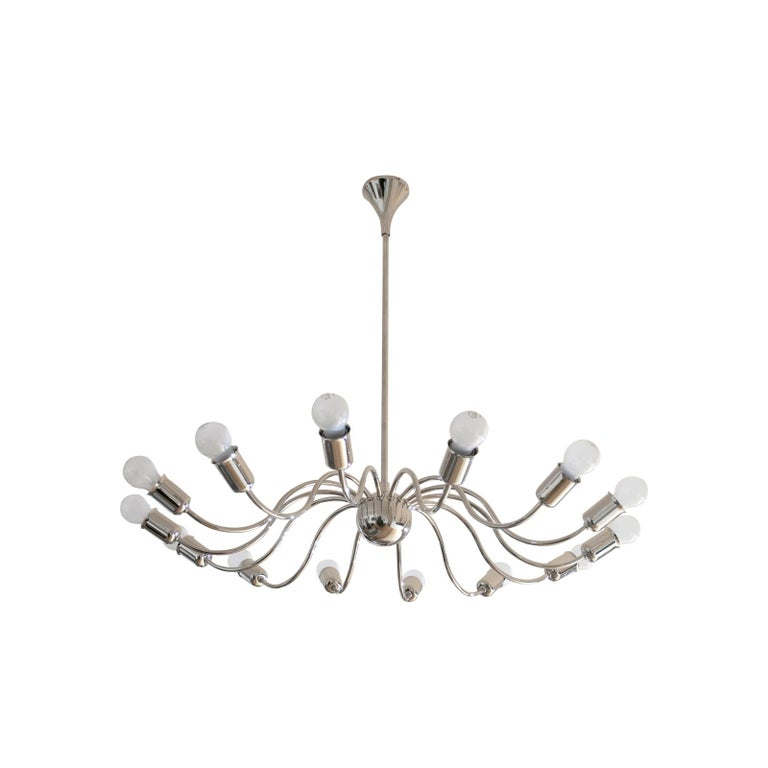 Chandelier, originally in a more opulent version designed for the Country House
