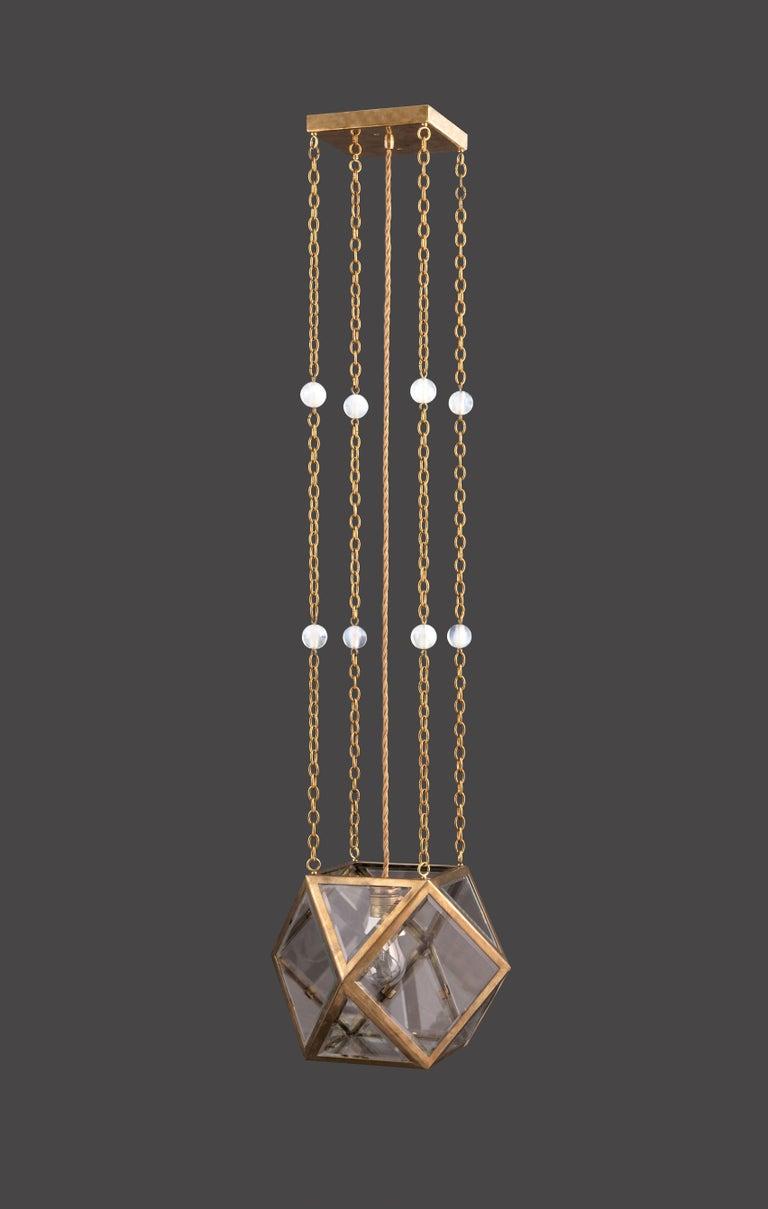 Josef Hoffmann Pende 1900 von Woka Lamps 6