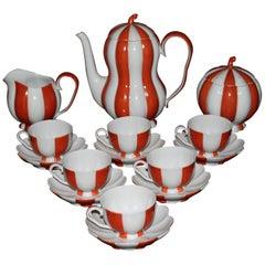 Vienna Secession Serveware, Ceramics, Silver and Glass