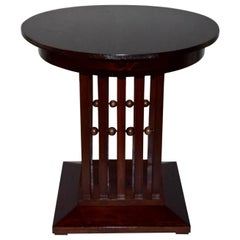 Josef Hoffmann Secession Table, 1910s