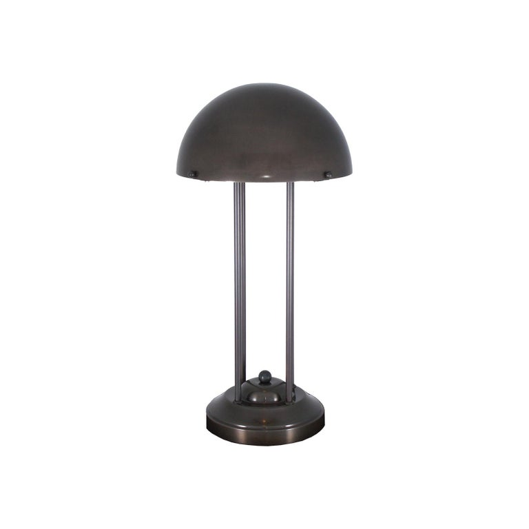Avantgardistic Josef Hoffmann Secessionist Jugendstil Table Lamp Re-Edition  In New Condition For Sale In Vienna, AT