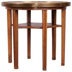 Josef Hoffmann Weiner Werkstatte Style Console Table