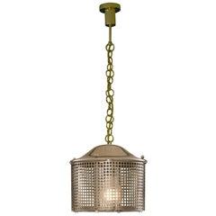 Josef Hoffmann Wiener Werkstaette Jugendstil Pendant Lantern, Re-Edition