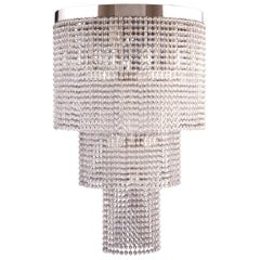Josef Hoffmann & Wiener Werkstatte Ceiling Lamp, Chandelier, Re-Edition