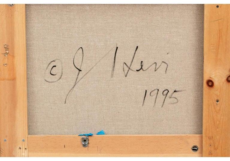 Josef Levi 'American, NY, B.1938' Still Life,