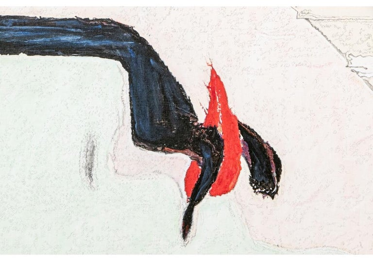 20th Century Josef Levi 'American, NY, B.1938' Still Life,
