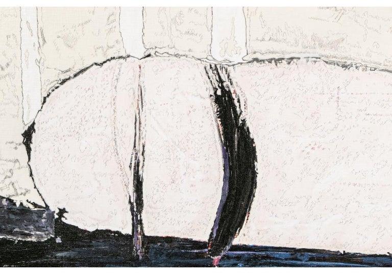 Canvas Josef Levi 'American, NY, B.1938' Still Life,