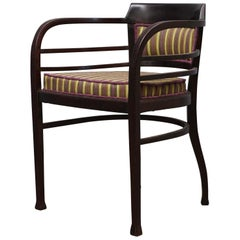 Josef Maria Olbrich for Thonet Armchair, 1910