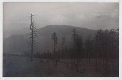 Beskydy : Czech Mountains - Original Gelatin Silver Photograph, 1956