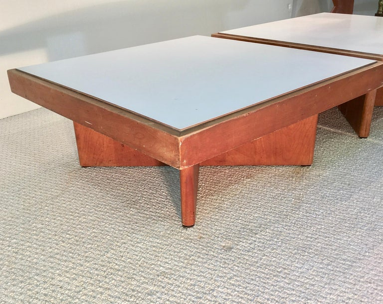 Josep Lluis Sert Tables In Fair Condition For Sale In Hingham, MA