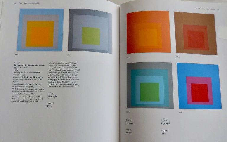 Mid-20th Century Joseph Albers Screen Print