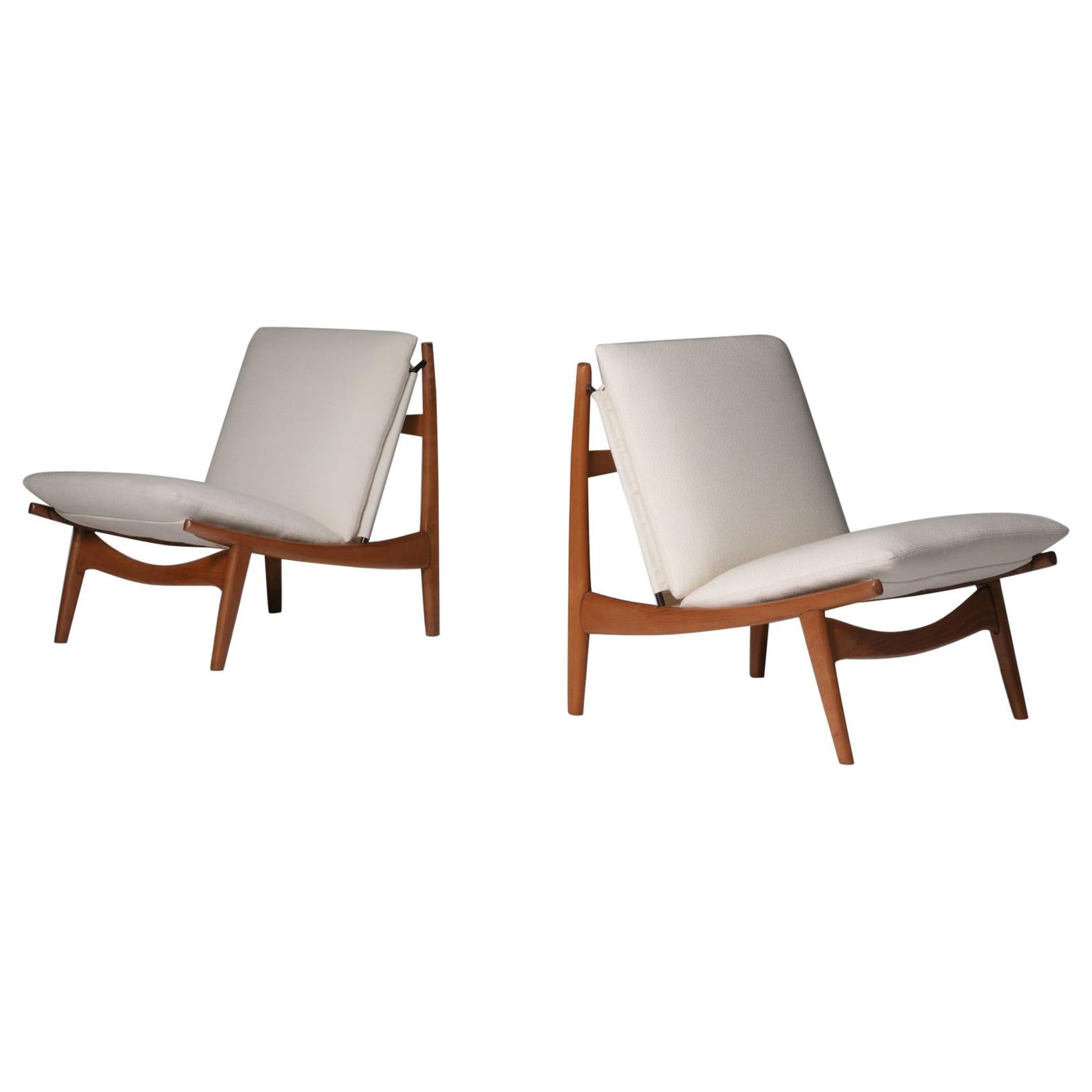 Joseph-André Motte '790' chairs for Steiner, France, 1963