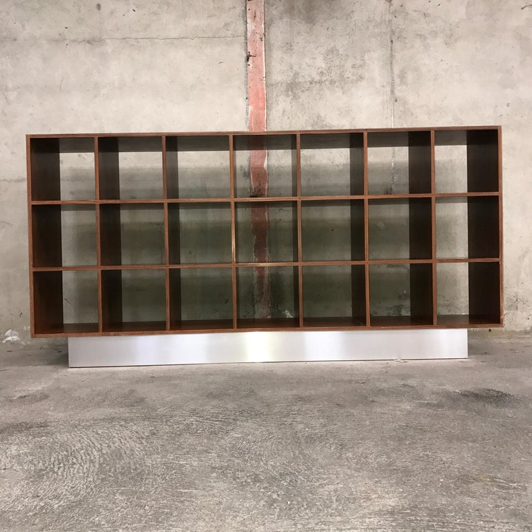 French Joseph-André Motte Rosewood Storage Cabinet, 1968 For Sale