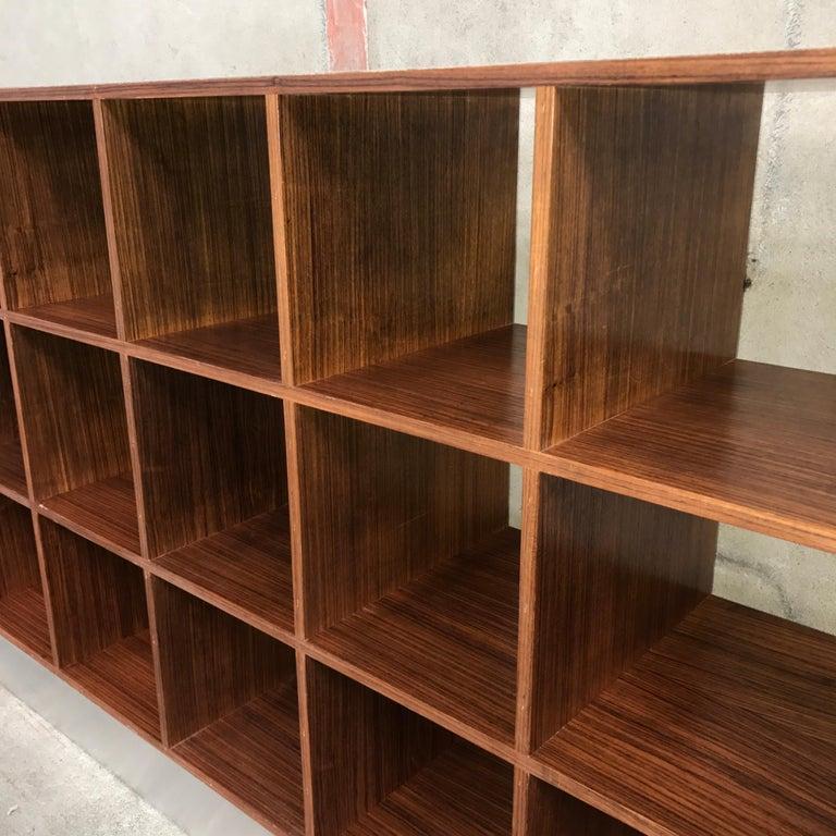 Joseph-André Motte Rosewood Storage Cabinet, 1968 For Sale 1