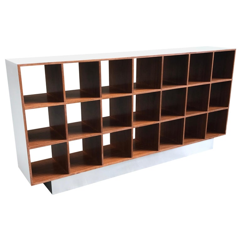 Joseph-André Motte Rosewood Storage Cabinet, 1968 For Sale