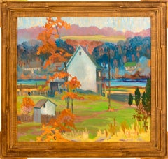 """""""Autumn on the Delaware"""""""