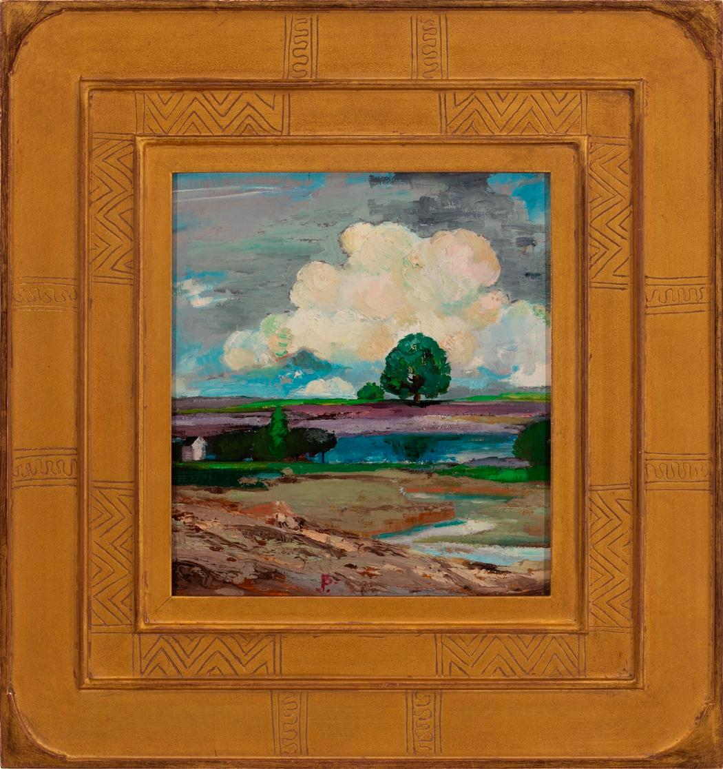"""Summer Landscape, Buckingham"""