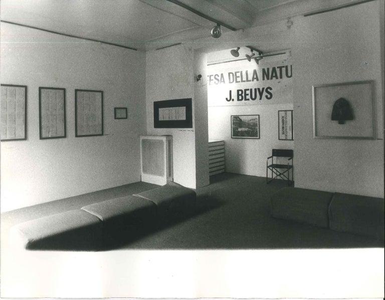 Difesa della Natura - 1980s - Joseph Beuys - Photo - Contemporary Art - Photograph by Joseph Beuys