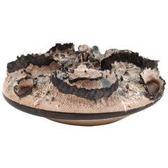 Joseph Broudo Large-Scale Ceramic Crater Vessel