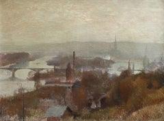 Brouillard Matinal - Rouen