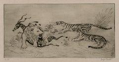 Untitled (Predators and Prey)