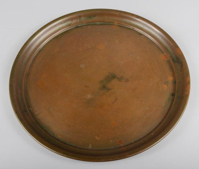 Joseph Heinrichs Copper Coffee Set For Sale 5