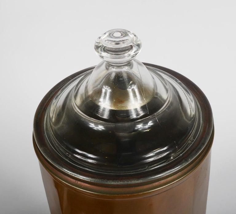 Brass Joseph Heinrichs Copper Coffee Set For Sale
