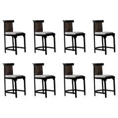 Joseph Hoffman Dining Room Chairs, Set of 8