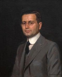 Portrait of Charles F. W. Nichols