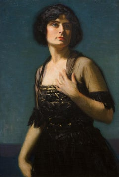 Portrait of Hedda Nova